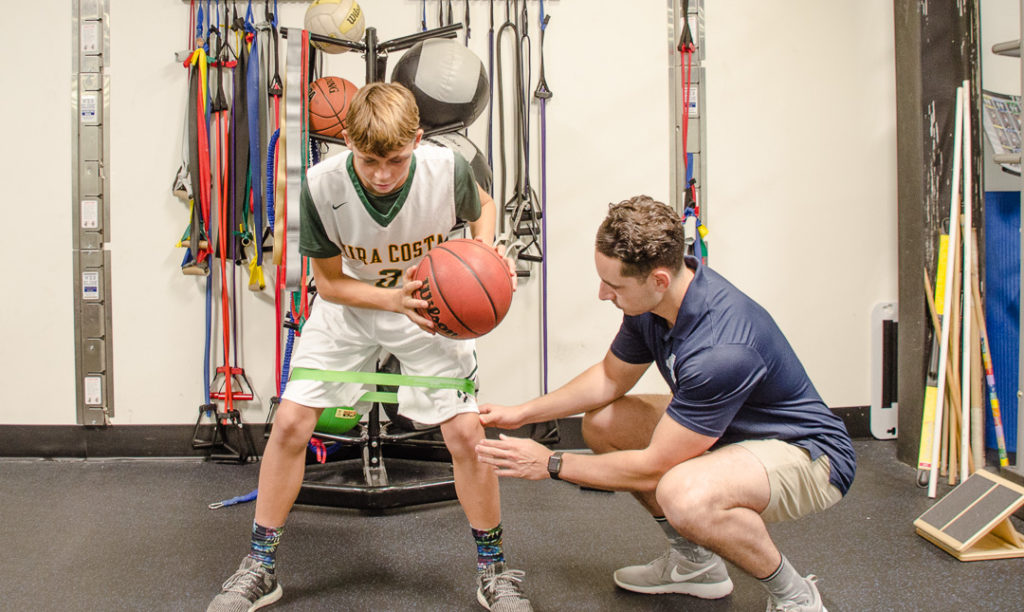 Basketball Performance Training