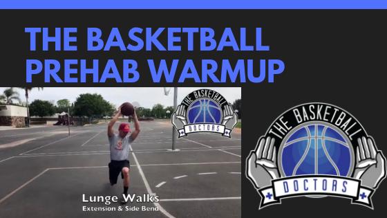 Basketball Dynamic Warm-Up