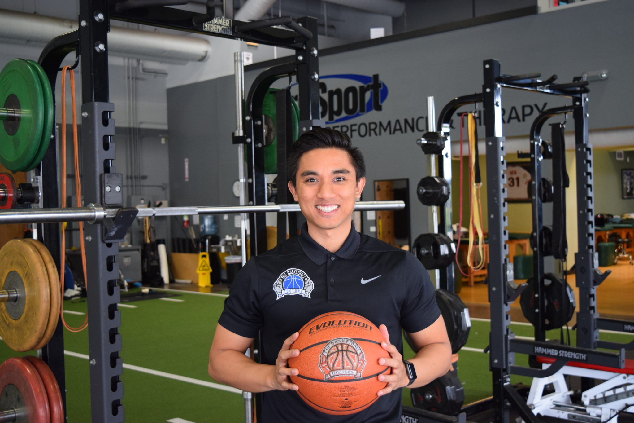 The Basketball Doctors - Gabriel Ignacio Physical Therapist