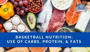 Basketball Nutrition: Use of Carbs, Proteins & Fats
