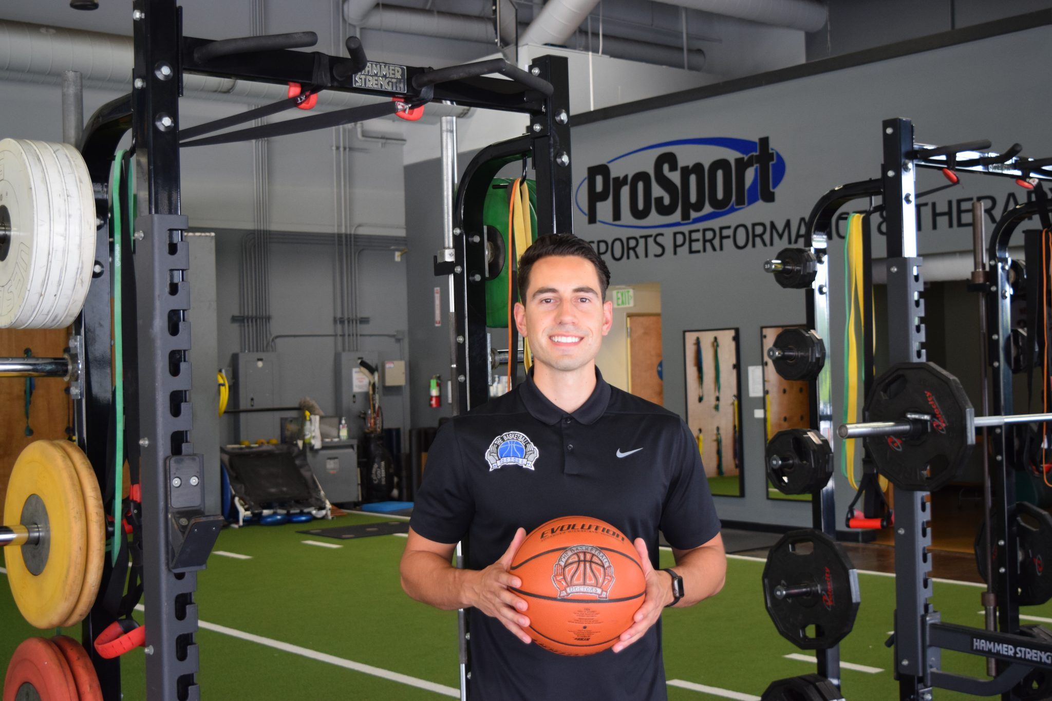 The Basketball Doctors - Marco Lopez Physical Therapist